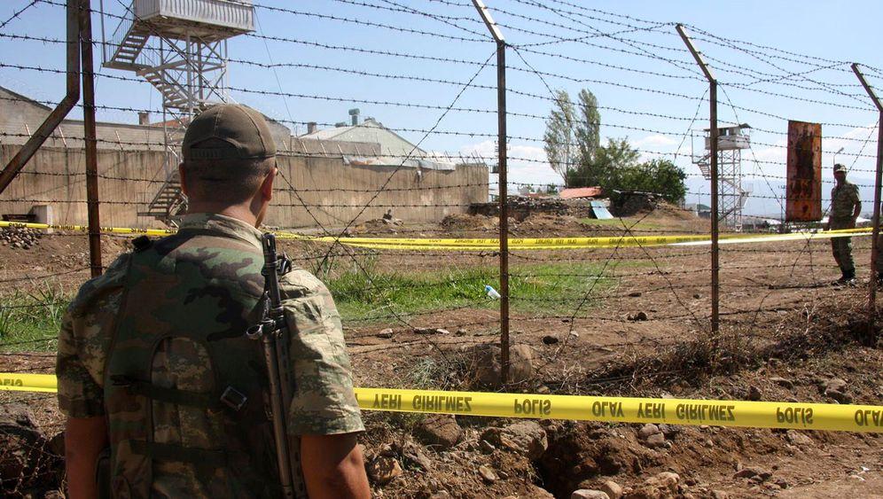 Tunnel-Ausbrecher in der Türkei: Unter der Erde in die Freiheit