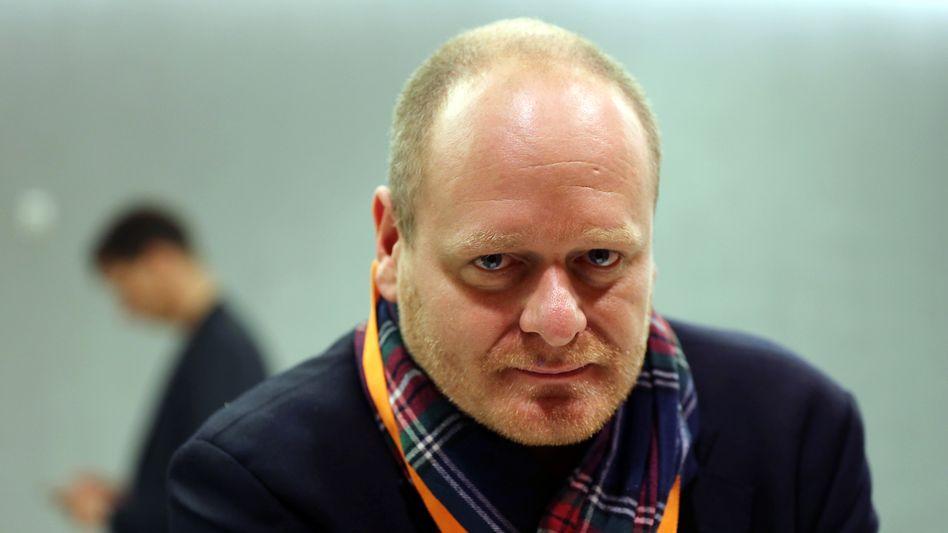 """Piratenchef Schlömer: """"AfD ist eine rückwärtsgewandte Partei"""""""