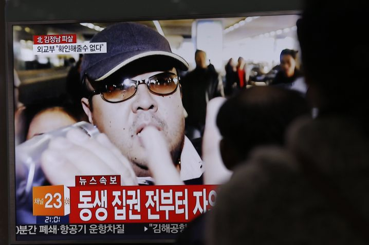 Anschlagsopfer Kim Jong Nam