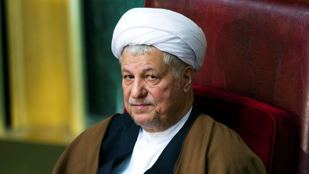 Akbar Hashemi Rafsanjani: Trauer um den Pistazienkönig