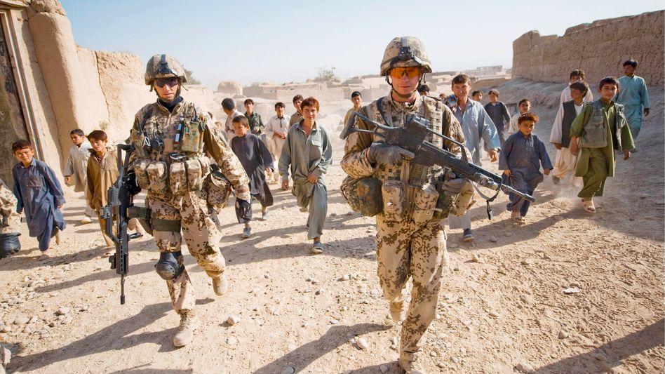 Deutsche Soldaten in Afghanistan: Kabinett hat Mandats-Verlängerung beschlossen