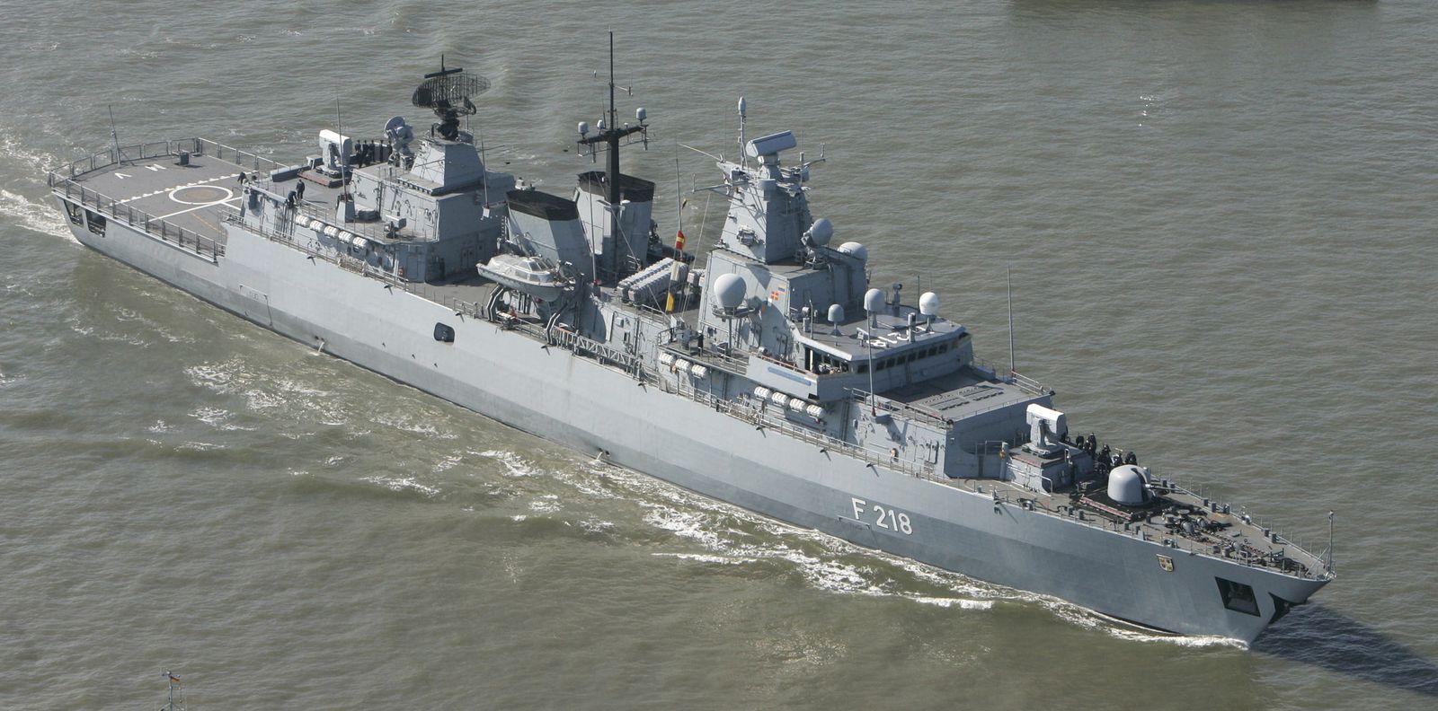 Fregatte Mecklenburg Vorpommern