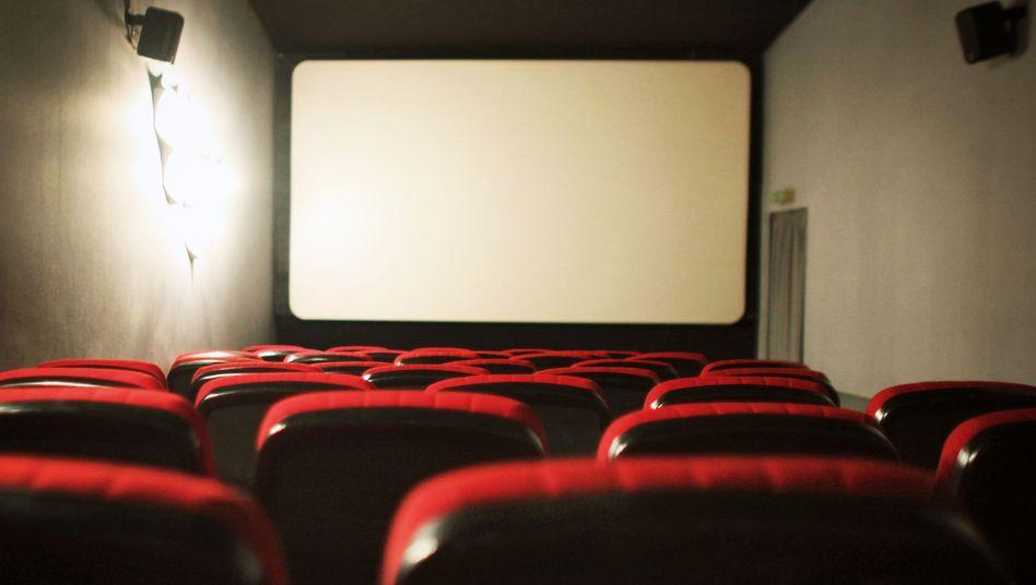 Kleiner Saal im »Palatin« in Mainz: Die Zukunft der Kinos ist ungewiss