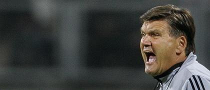 """FCN-Trainer Meyer: """"Wir werden nicht von Glück geprügelt"""""""