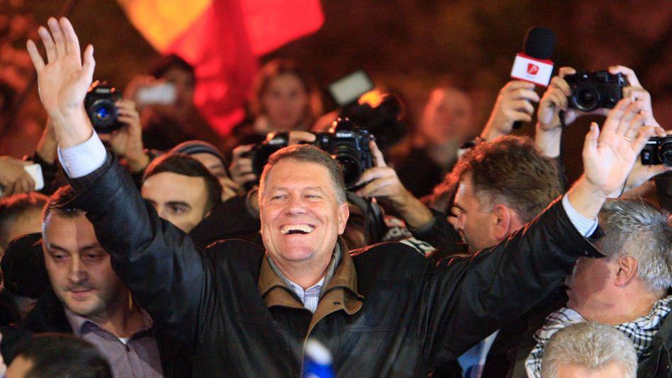 Vorläufiges Ergebnis: Johannis gewinnt Präsidentenwahl in Rumänien