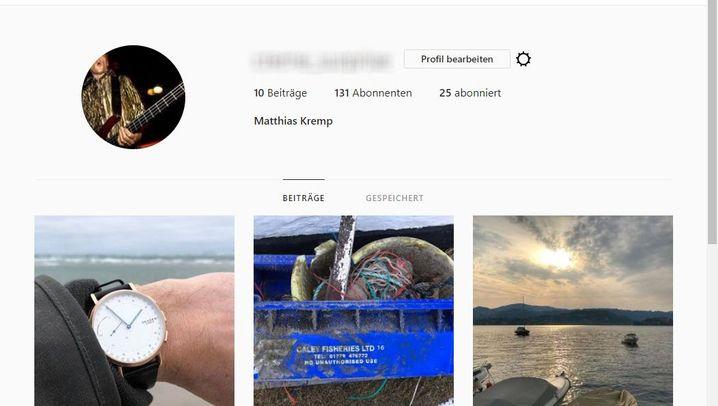 Fotos, Videos, Infos: So funktioniert der Daten-Download bei Instagram