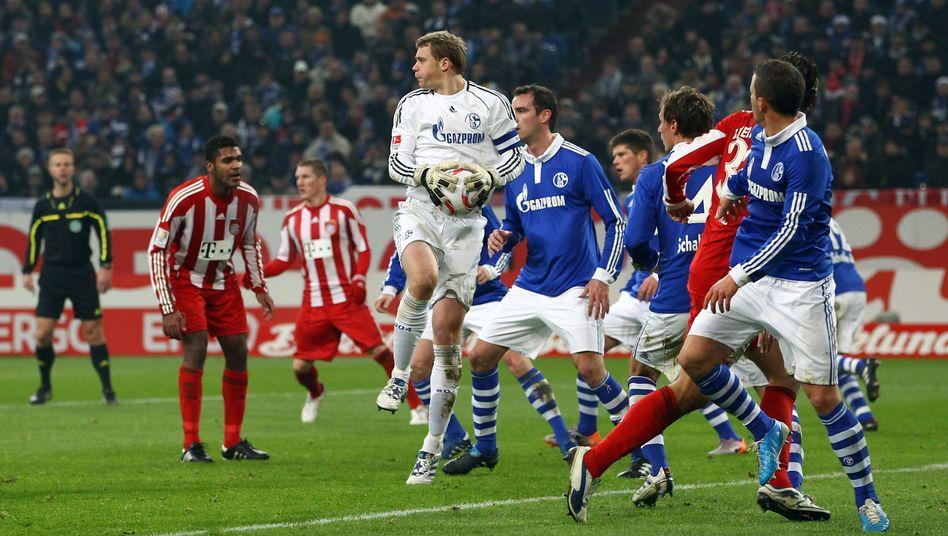 Halbfinale Im DFB Pokal FC Bayern Fordert Schalke DER