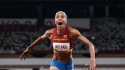 Dreispringerin Rojas gewinnt mit Weltrekord erstes Gold für Venezuela