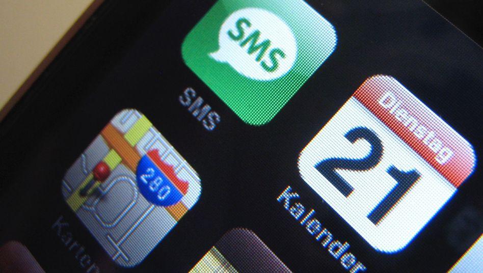 Anpirschen per SMS: Dafür in Kundendaten zu graben, ist keine gute Idee
