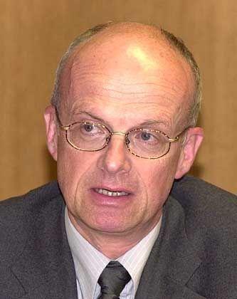 Legt sich mit den Studenten an: Minister Frankenberg