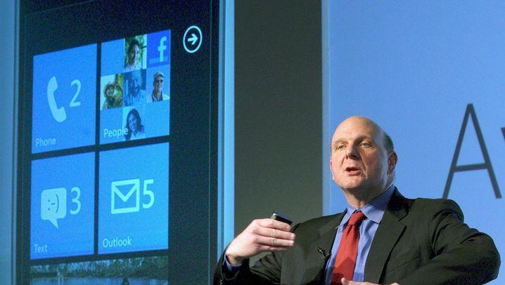 Windows Mobile 7: Kein Handy, nur ein OS