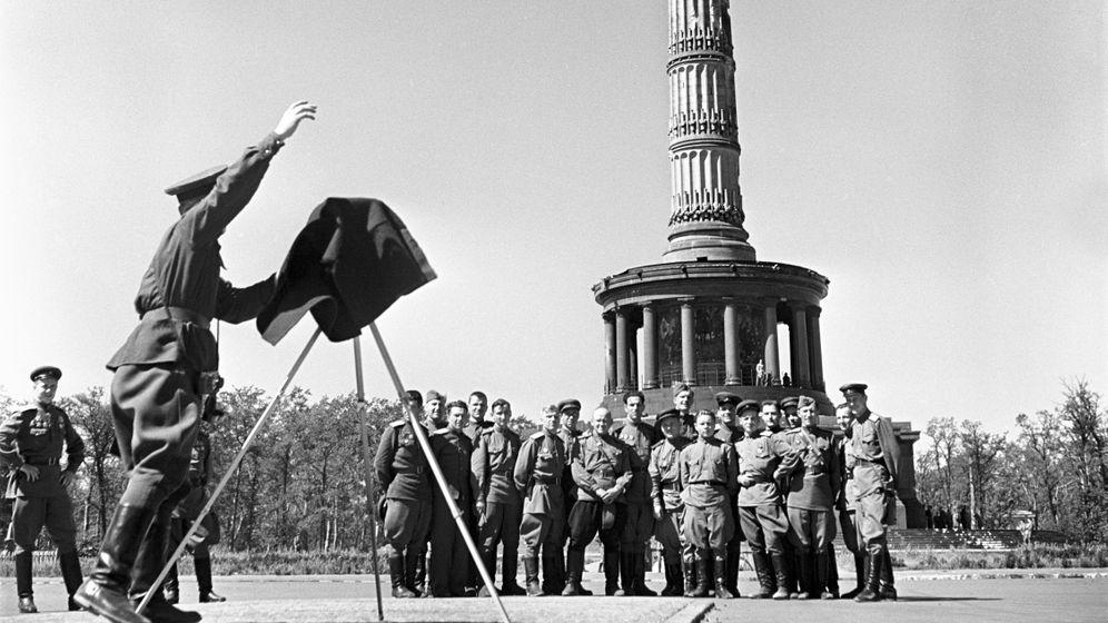 Robert Capa - Momentaufnahmen aus Berlin 1945
