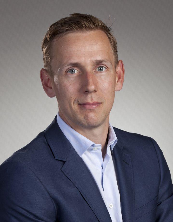 Ex-Lidl-Chef Jesper Hojer