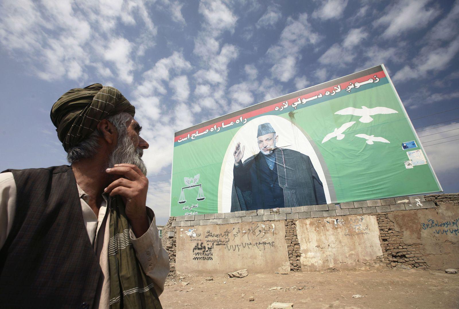 Afghanistan wahl