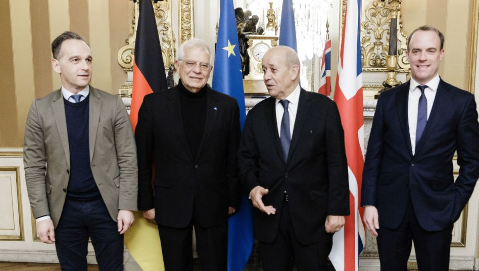 Streit um Iran-Atomabkommen: Bundesregierung bestätigt US-Drohung mit Zöllen gegen Europa