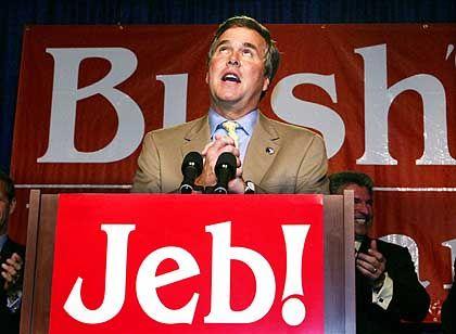 """Gouverneur und Präsidentenbruder Jeb Bush: """"Solche Schritte bedrohen unsere Kultur"""""""