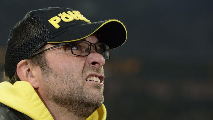Pokal-Niederlage in München: Klopp verliert und leidet