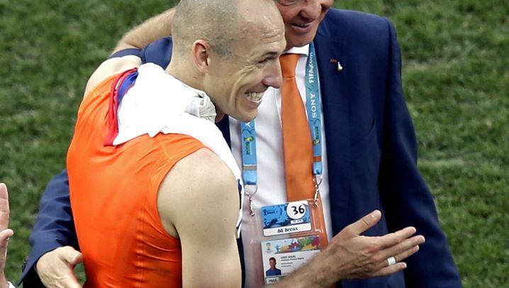 Niederlande vs. Chile: Fer und Depay lassen Oranje jubeln