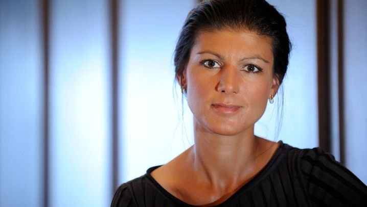 """Sahra Wagenknecht: """"Kommunismus geht durch den Magen"""""""