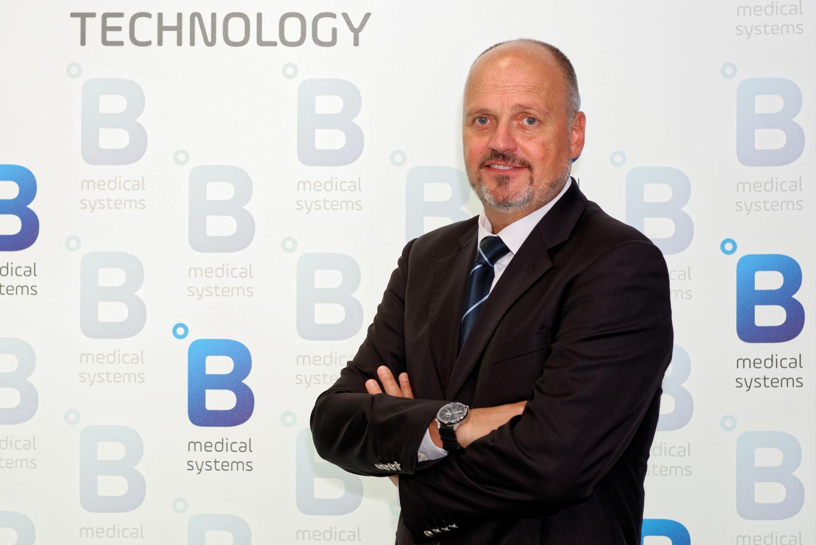 Luc Provost - CEO von BMS