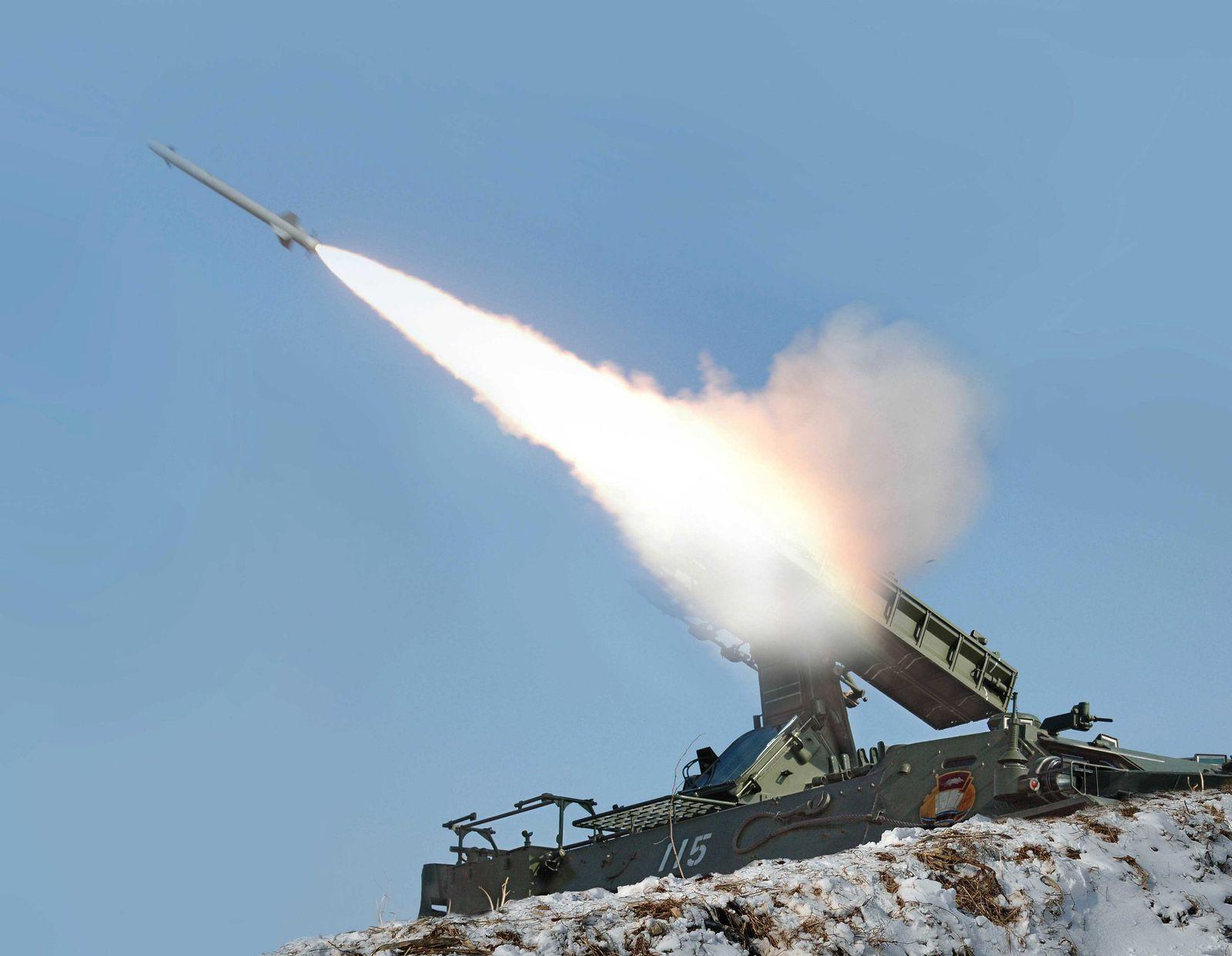 Nord Korea/ Rakete