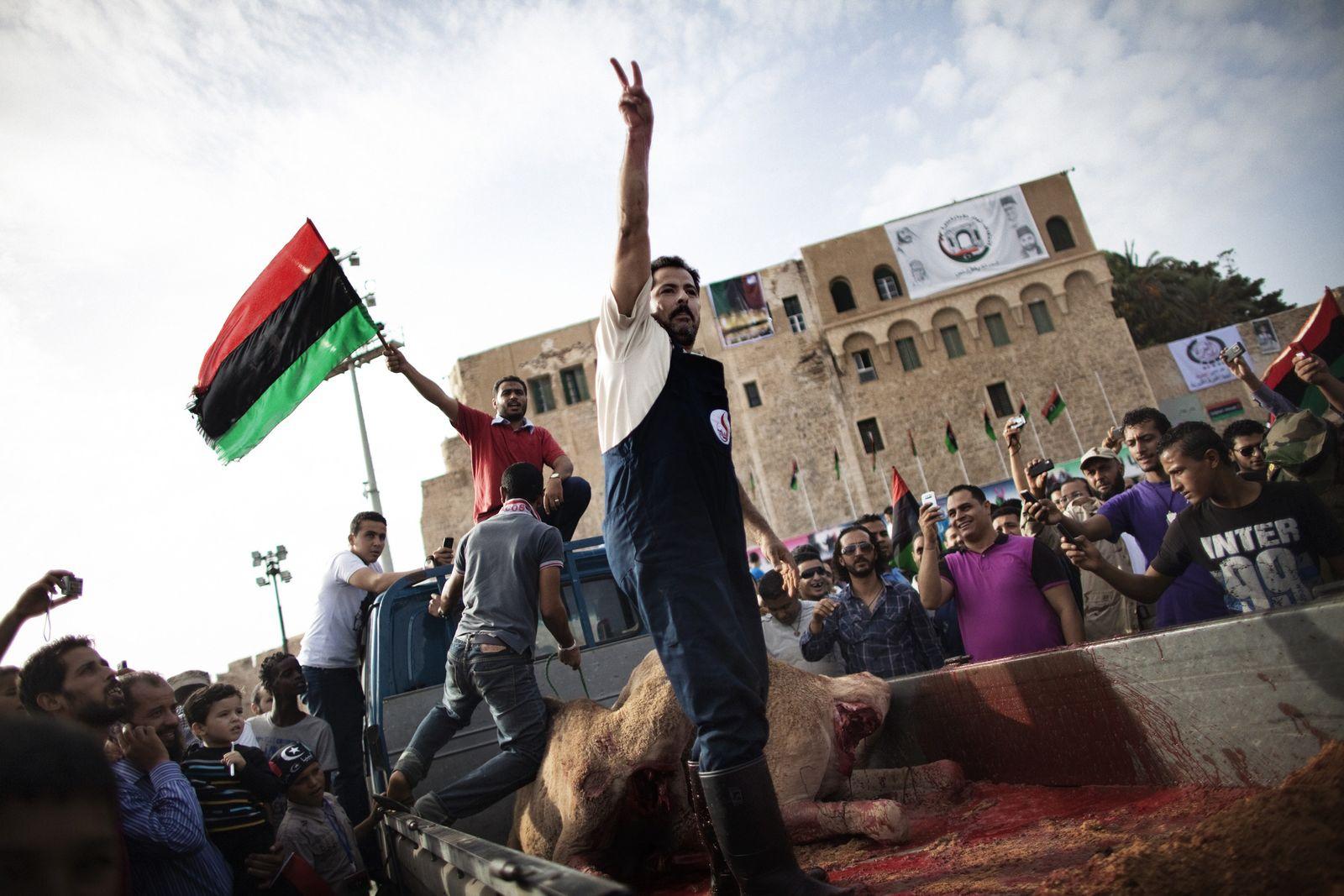 LIBYA-CONFLICT-LIBERATION