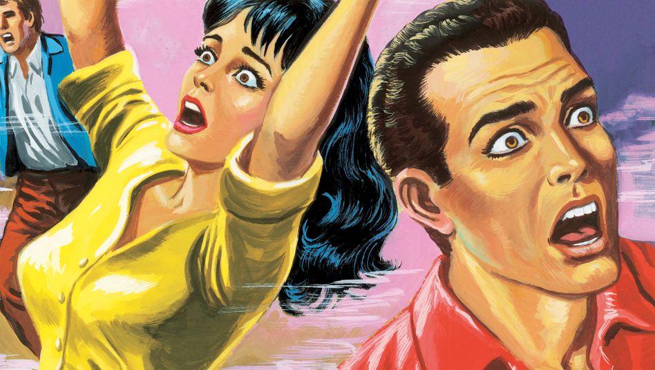 Panik in der Popkultur: Der Kontrollverlust findet statt, wenn wir zulassen, dass uns die egoistische Angst verroht