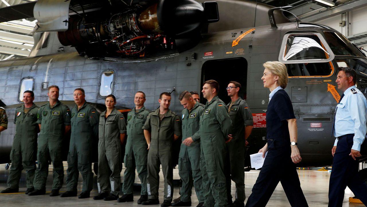 Bundeswehr: Olaf Scholz kassiert Deutschlands Nato-Zusagen - DER SPIEGEL - Politik