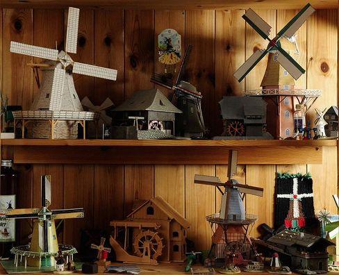 Sönkes Sammlung: Ein Leben im Zeichen der Mühlen