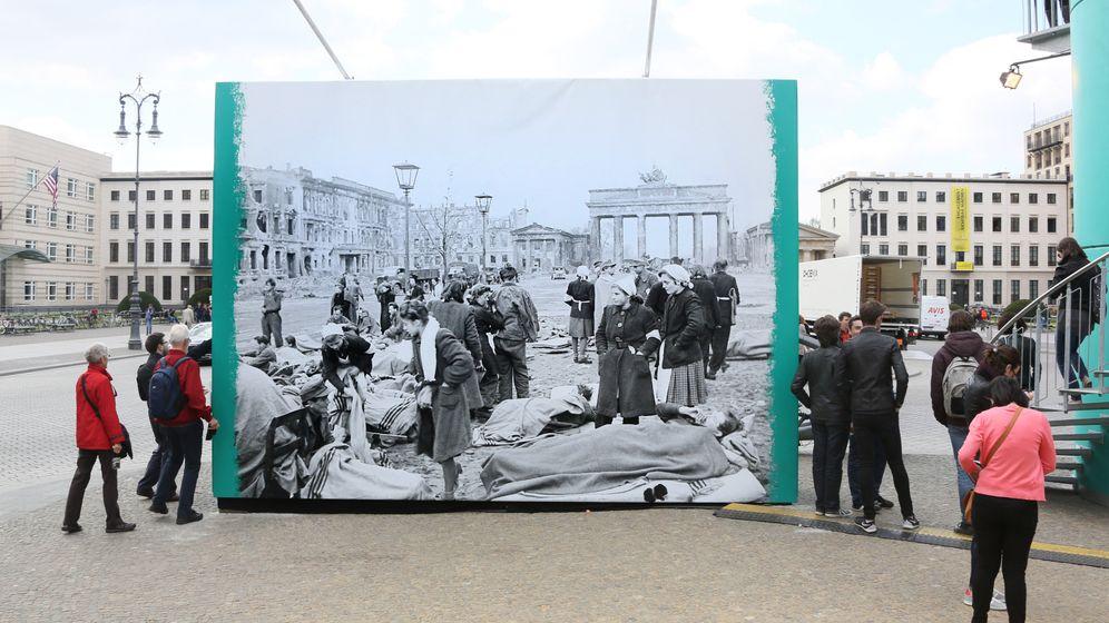 Kriegsende in Europa: Das Gedenken in der Krise