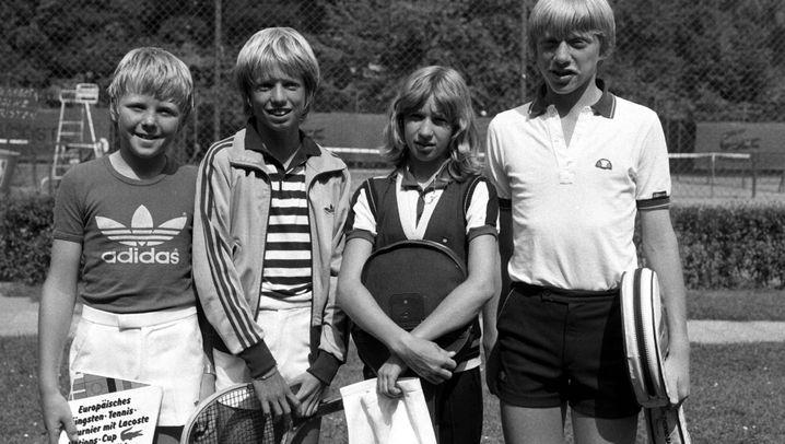 Boris Becker: Alles, was Hecht ist