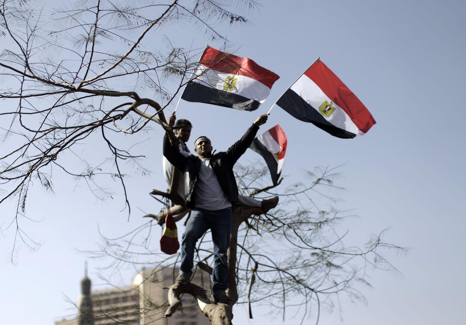Ägypten / Jahrestag