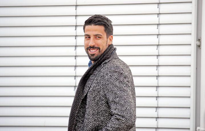 Sami Khedira: »Hochkorrekt, immer pünktlich, immer voller Einsatz«
