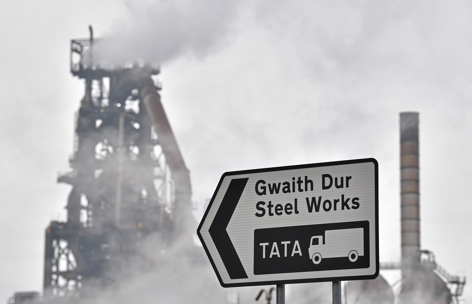 Tata Stahl Wales