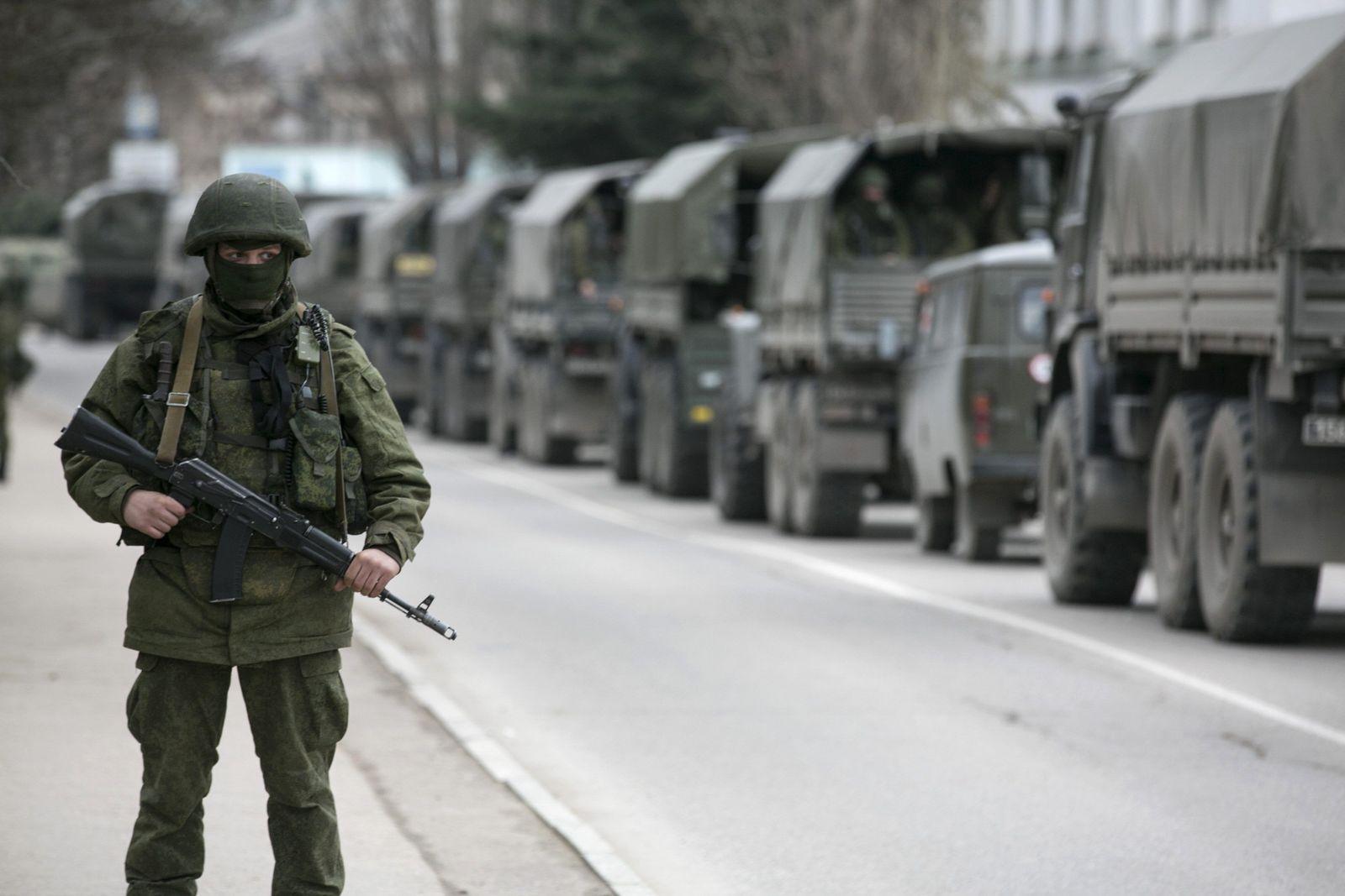 Ukraine / Russische Armee