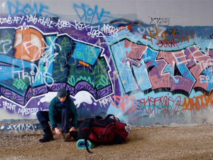 Winterwanderung rund um London: Mikroabenteuer zu Hause