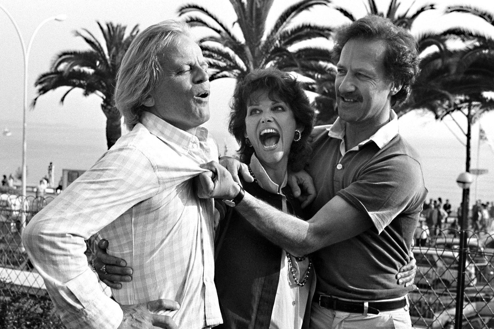 Klaus Kinski,Claudia Cardinale,Werner Herzog