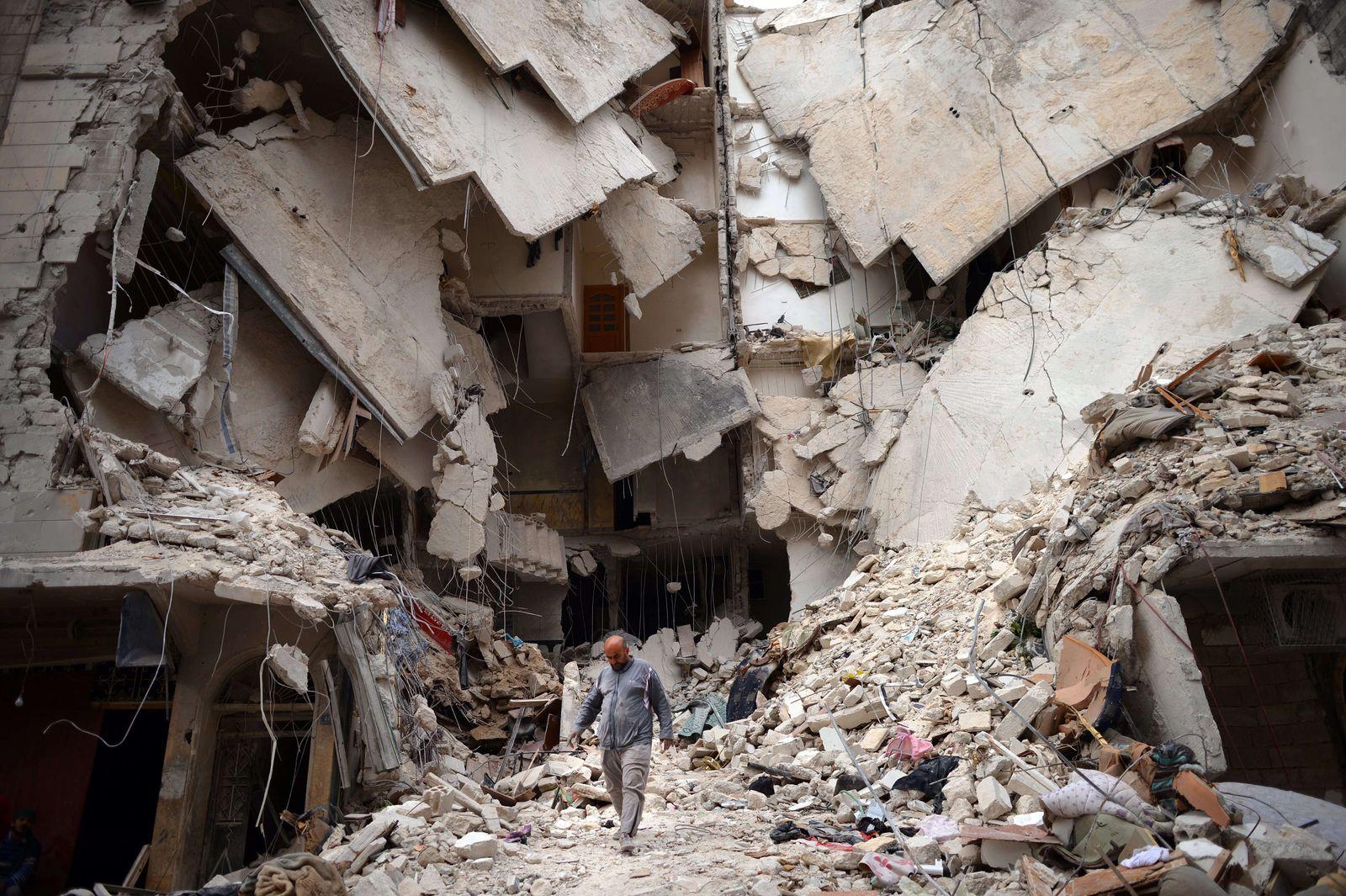 Syrien / Roundup