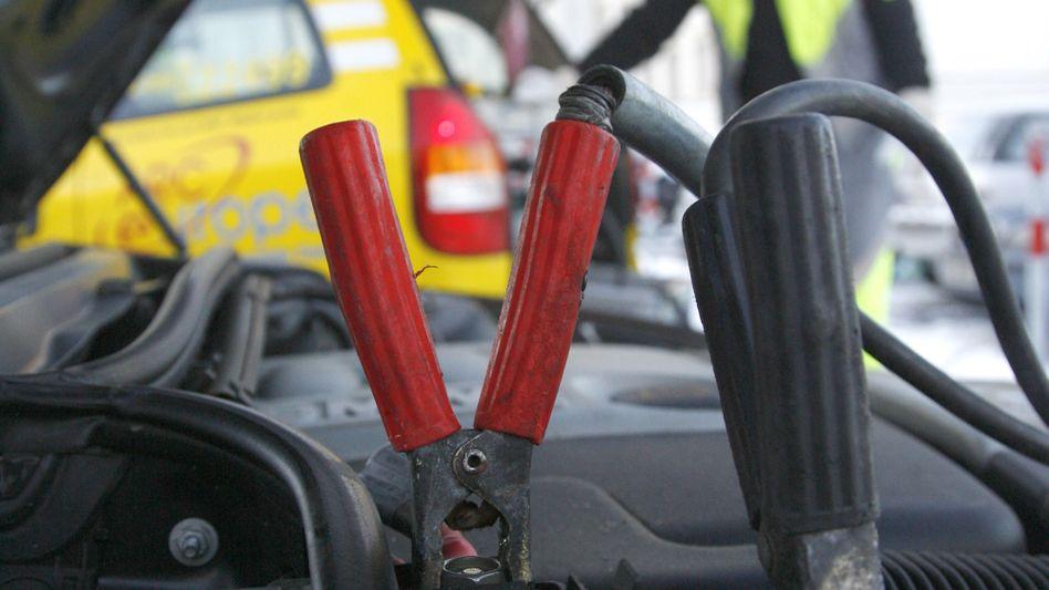 Starthilfe: Gelbe Engel erhalten Provision beim Batterienverkauf