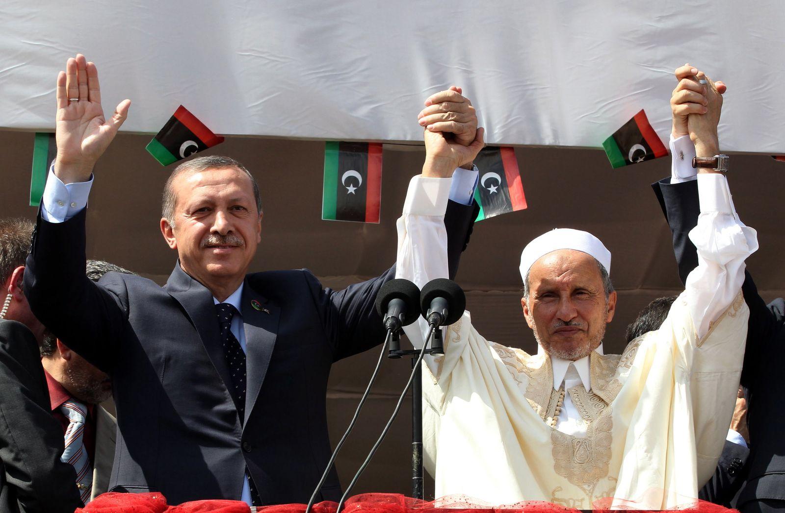 Erdogan Libyen