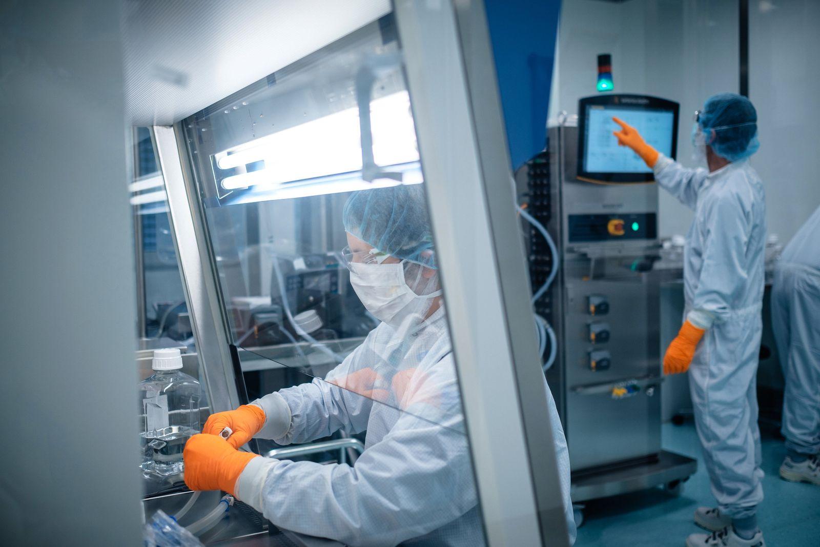 Biontech Labor