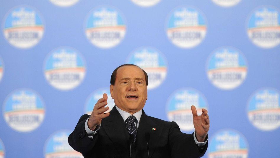 Berlin is afraid that Berlusconi might return to the helm in Rome.