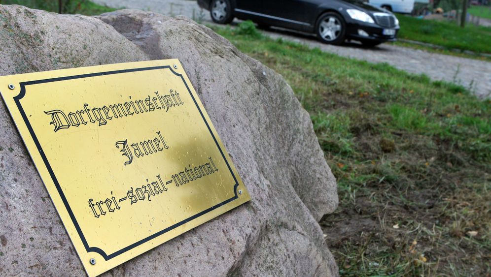 Photo Gallery: The German Village Ruled by Neo-Nazis
