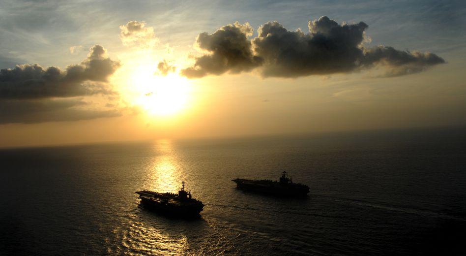 US-Flugzeugträger: Künftig sollen sechs davon in den Asien-Pazifik-Raum