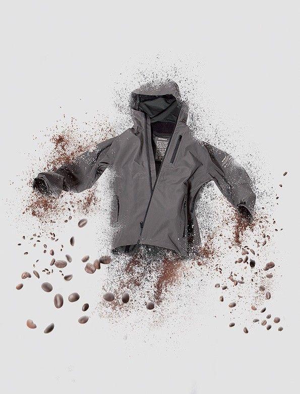 Ohne Zucker: Jacke des Modelabels Ecoalf aus Kaffeeresten und wiederverwertetem Kunststoff Foto: Ecoalf