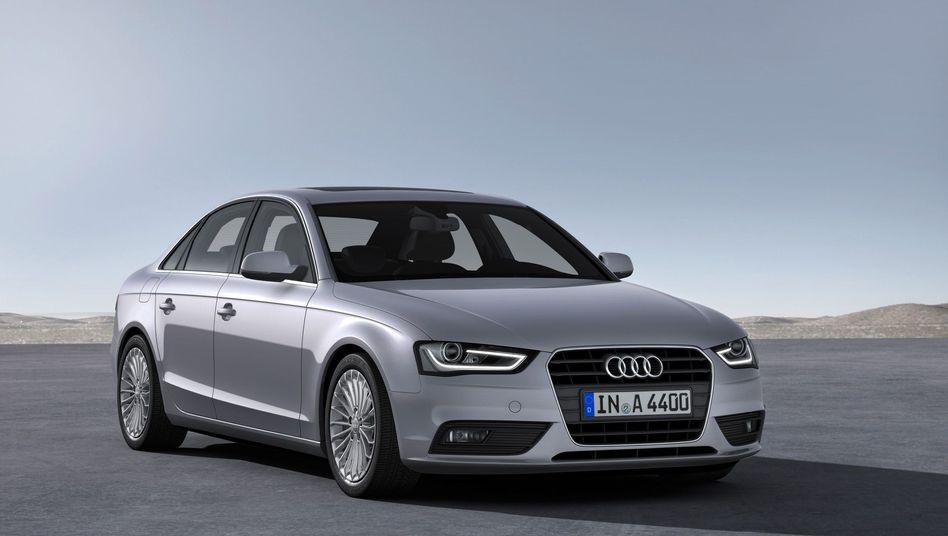 Audi A4 (ab Facelift 2012): Softwarefehler führt zu Airbag-Problemen