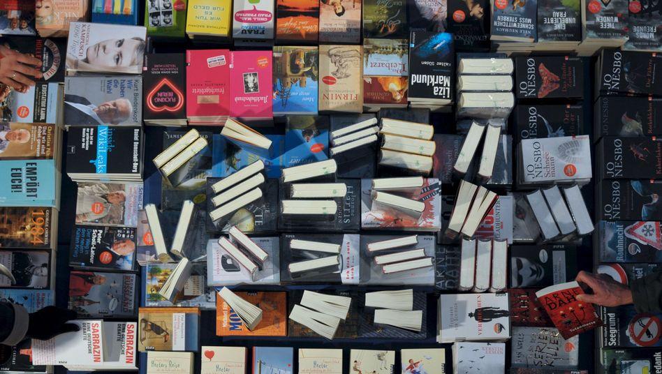 Buchmesse in Leipzig: Lesen oder gelesen werden