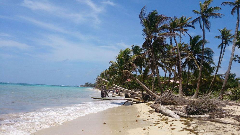 Little Corn Island in Nicaragua: Zum Schnorcheln mit Elvis