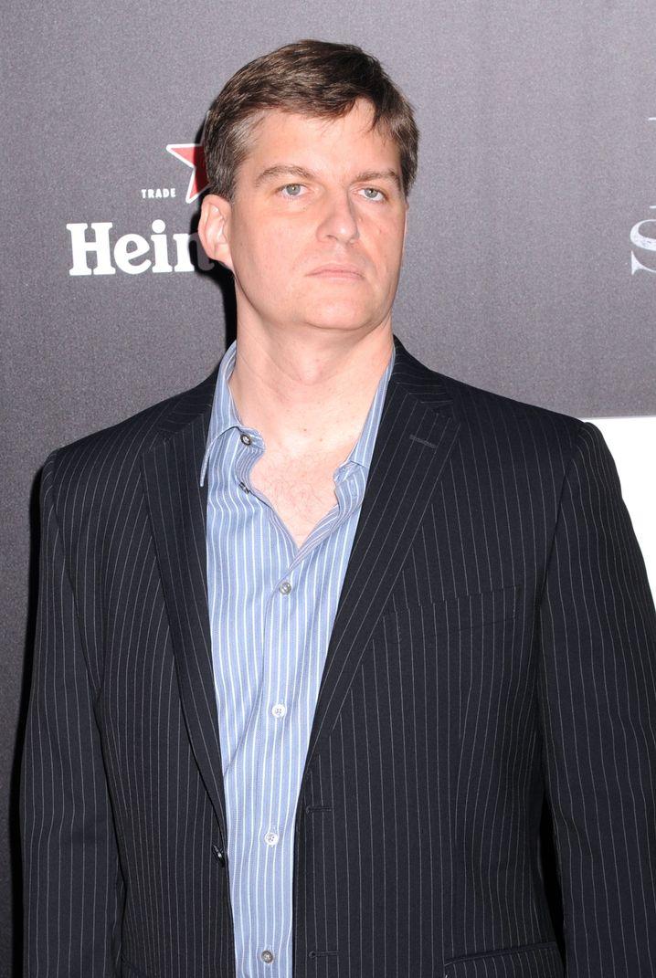 Der echte Michael Burry kam im November 2015 zur Filmpremiere nach New York