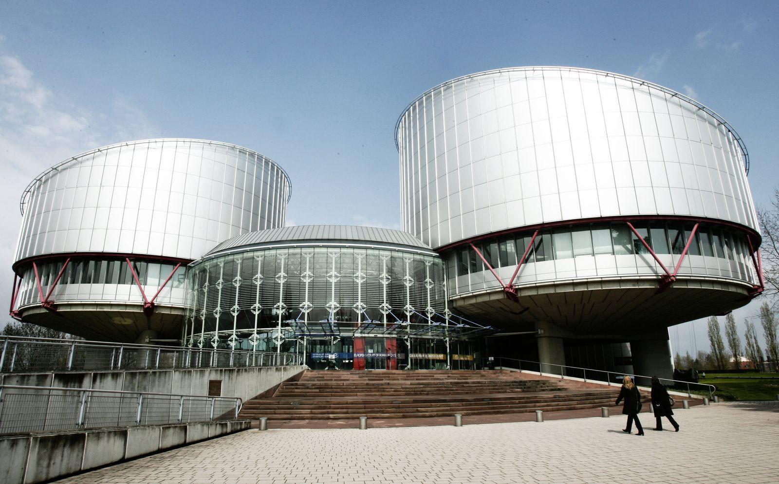Europäische Gerichtshof für Menschenrechte (EGMR)